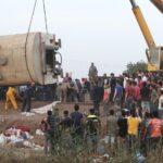 Egipto: más de 100 heridos y 19 muertos en choque de trenes